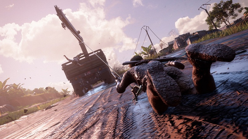 Photo of Full E3 trailer released for Uncharted 4 as well as talks about game's framerate and resolution
