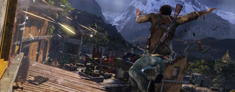 شاهد Uncharted 2 بأبهى حللها مع عرض جديد لمجموعة The Nathan Drake Collection