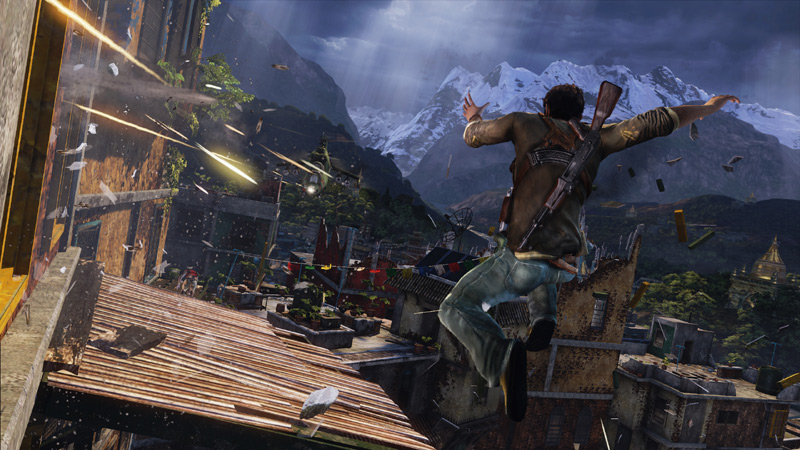 Photo of Watch Uncharted 2 in its best form in this new trailer for The Nathan Drake Collection