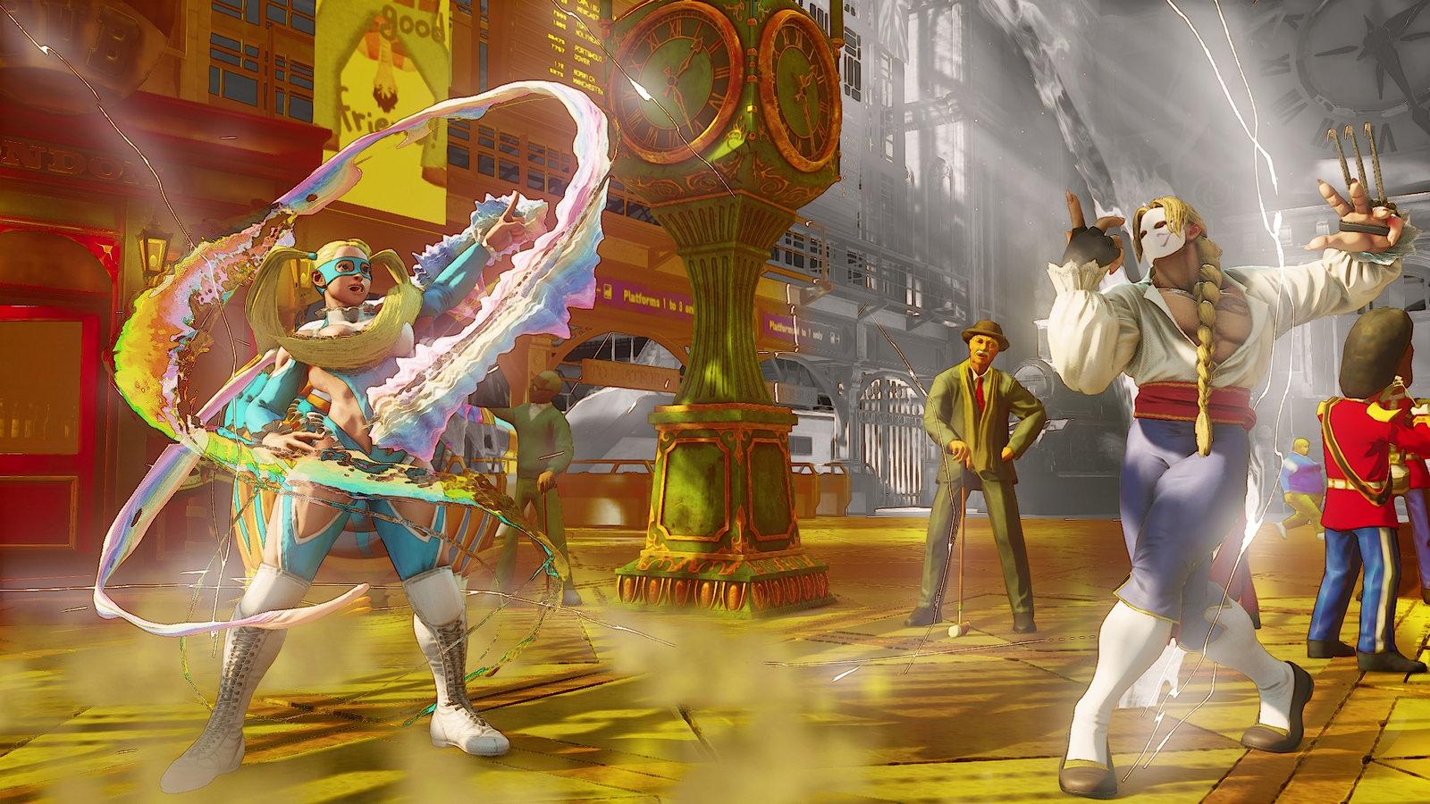 Photo of عروض قتال للعبة Street Fighter V
