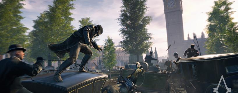 عرض جديد للعبة Assassin's Creed Syndicate باللغة العربية