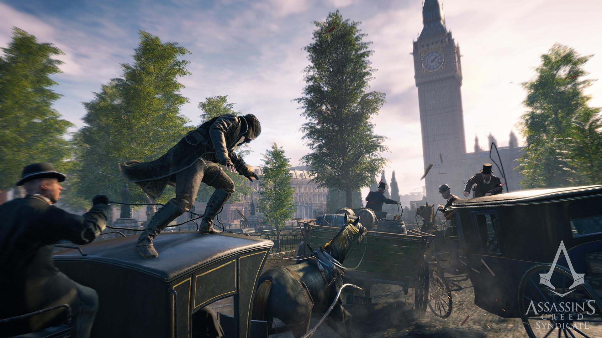 Photo of عرض جديد للعبة Assassin's Creed Syndicate باللغة العربية