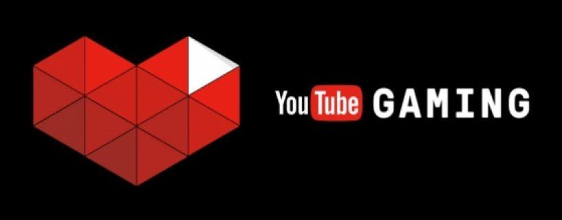 خدمة Youtube Gaming متوفرة حاليا