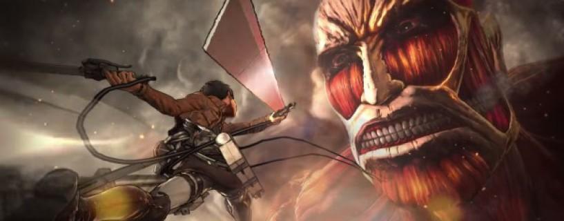 لعبة Attack on Titan جديدة قيد العمل لمنصات البلايستيشن