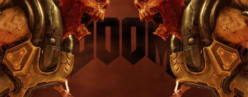 لعبة DOOM ستعمل بـ1080p/60 على PS4 و Xbox One