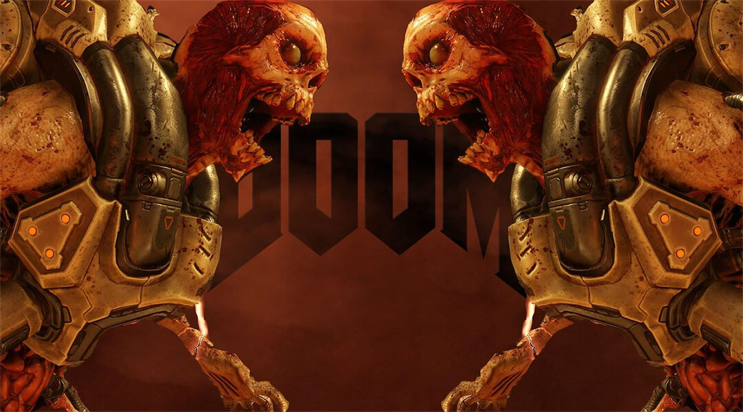 Photo of لعبة DOOM ستعمل بـ1080p/60 على PS4 و Xbox One