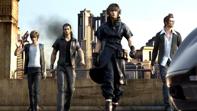 Photo of الاعلان عن موعد إصدار Final Fantasy XV