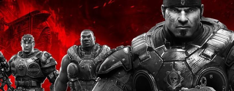 عرض الإطلاق للعبة Gears Of War: Ultimate Edition