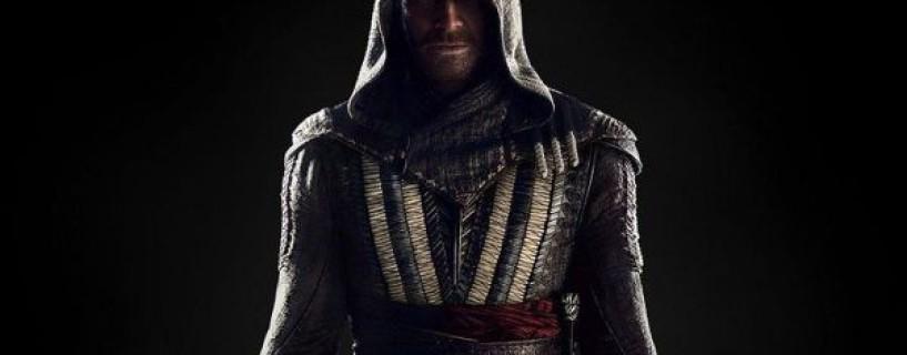 النظرة الأولى على شخصية فلم Assassin's Creed من بطولة Michale Fassbender