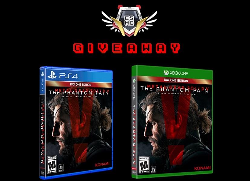 Photo of اربح نسخة Metal Gear Solid The Phantom Pain مجانا