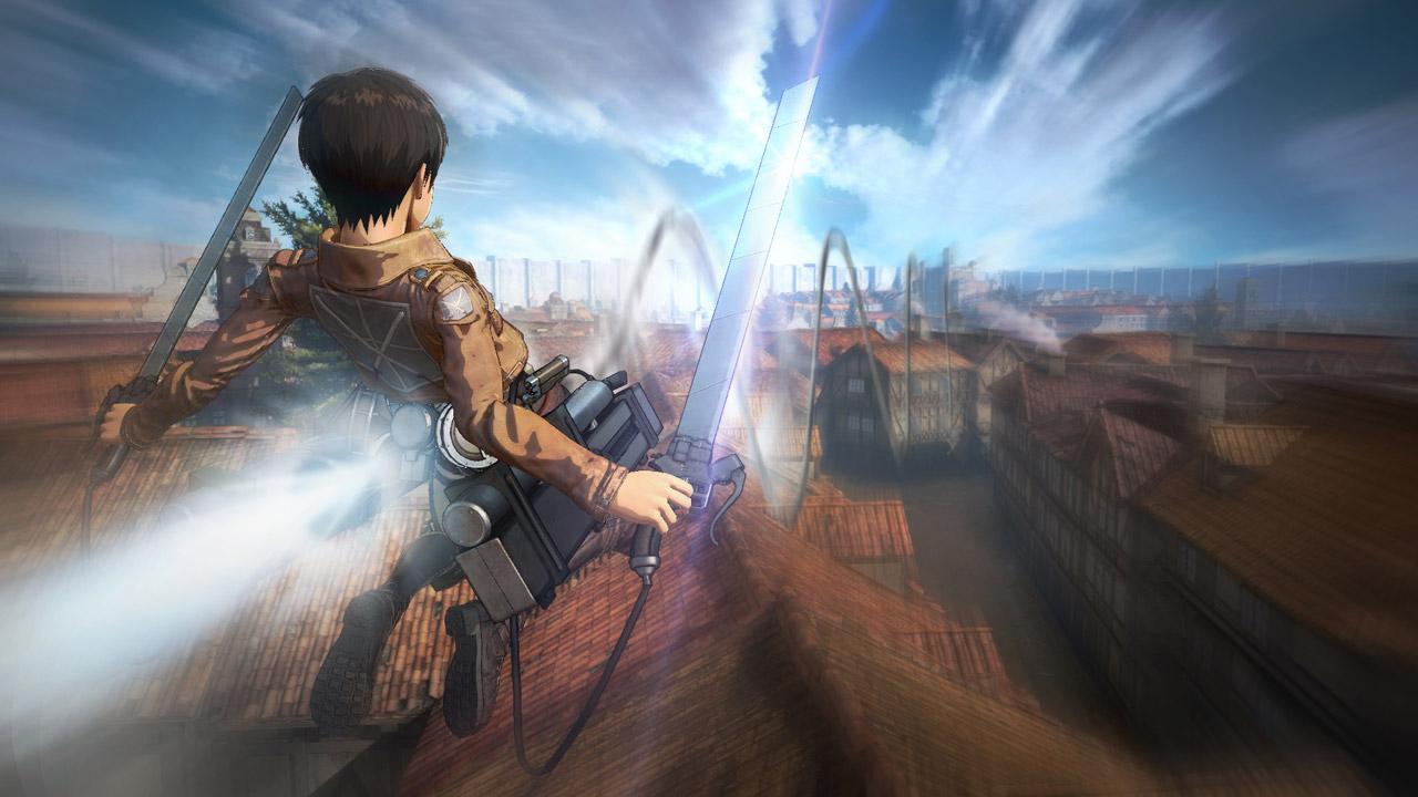 Photo of معلومات وصور جديدة للعبة Attack on Titan القادمة