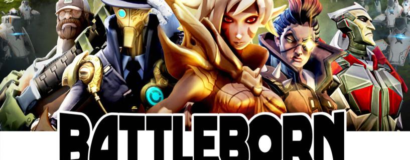 عرض دعائي جديد للعبة Battleborn