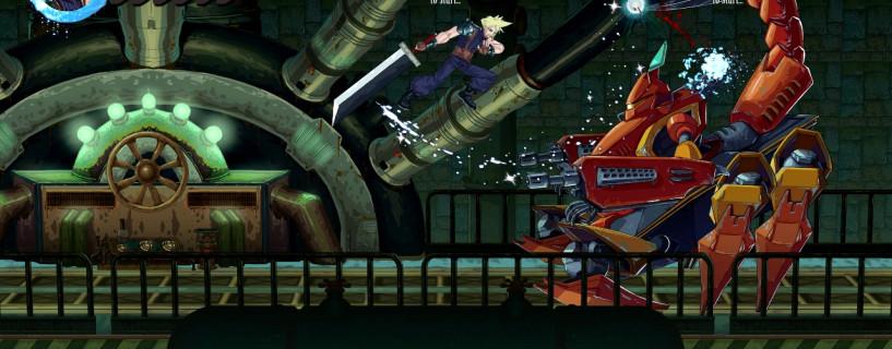 مشروع معجبين يحول Final Fantasy VII إلى لعبة أكشن ثنائية الأبعاد