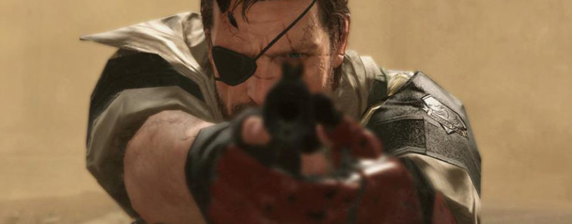 Review scores for Metal Gear Solid V: The Phantom Pain released