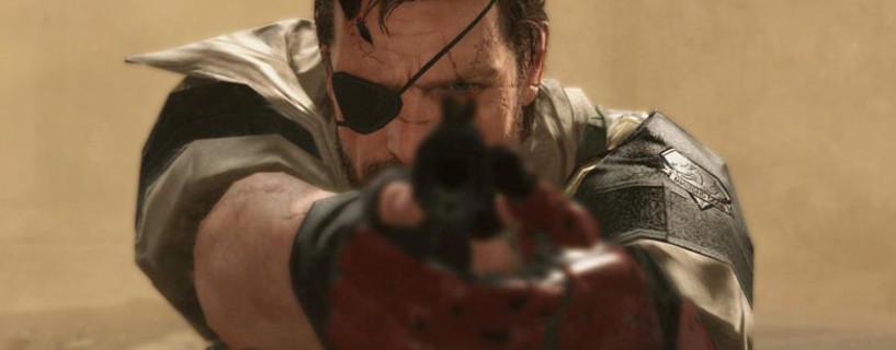 صدور تقاييم مبهرة للعبة Metal Gear Solid V: The Phantom Pain على الإنترنت