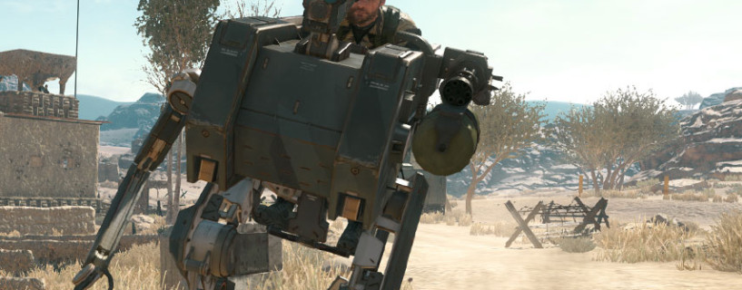 Release date for the PC version of Metal Gear Solid V: The Phantom Pain pushed up
