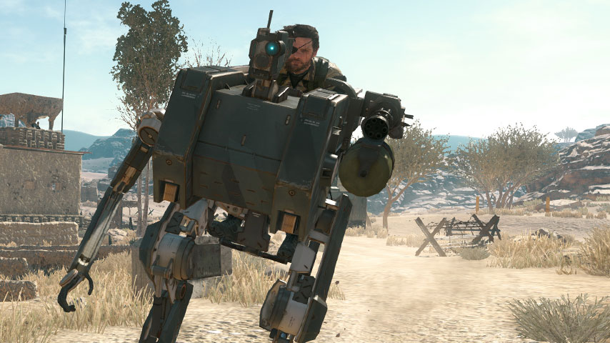 Photo of Release date for the PC version of Metal Gear Solid V: The Phantom Pain pushed up