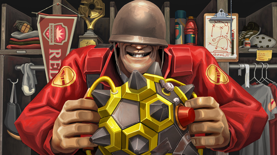 Photo of New upcoming mode will make Team Fortress 2 a football game