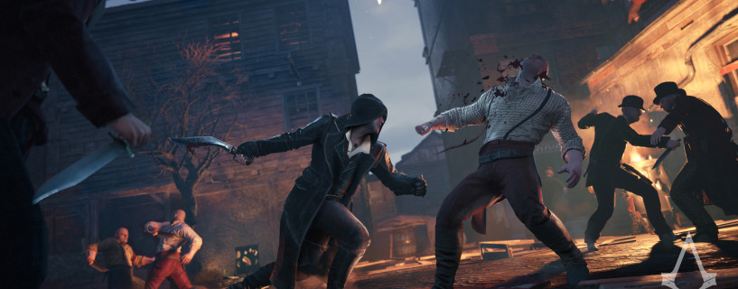 Assassin's Creed Syndicate: London Horizon trailer