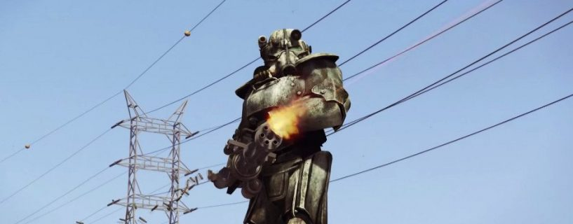 This fan-made short film combines Fallout 4 and GTA V together