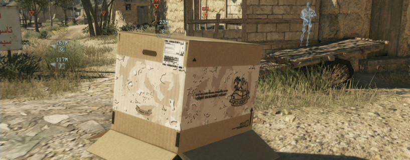 This is what happens when you screw around with a soldier's mentality in MGSV: The Phantom Pain