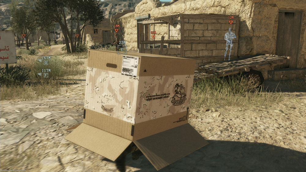 Photo of هذا ما يحدث حينما تتلاعب بالجانب النفسي للجنود في Metal Gear Solid V: The Phantom Pain
