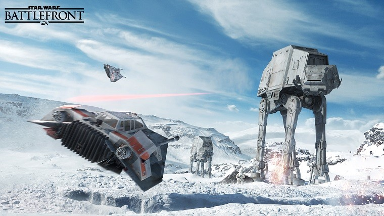 Photo of Star Wars: Battlefront Beta مفتوحة للجميع