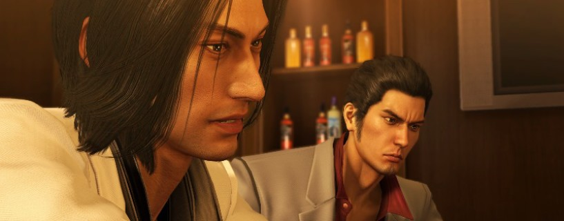 Watch the first trailer for the remake of the original Yakuza on PS4