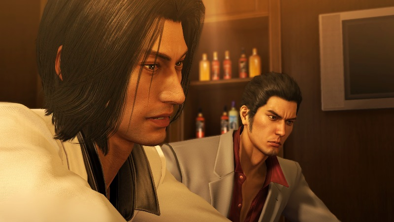 Photo of Watch the first trailer for the remake of the original Yakuza on PS4