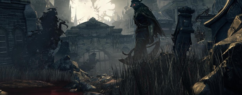 Bloodborne: The Old Hunters DLC expansion on the way