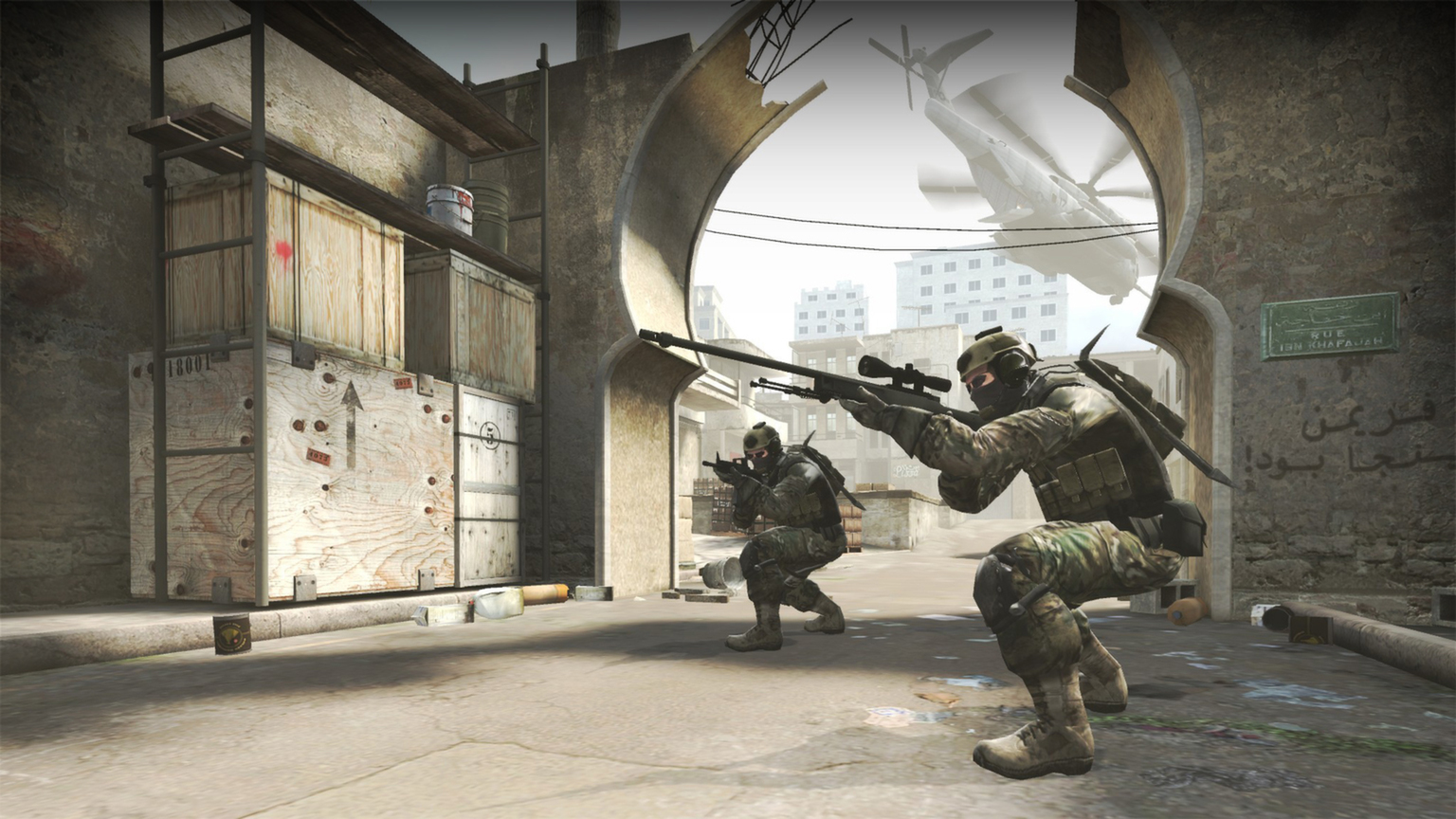 Photo of New update for Counter-Strike: Global Offensive improves hitboxes and animations