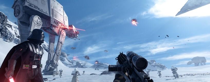 الإعلان عن نسخة Beta من لعبة Star Wars Battlefront