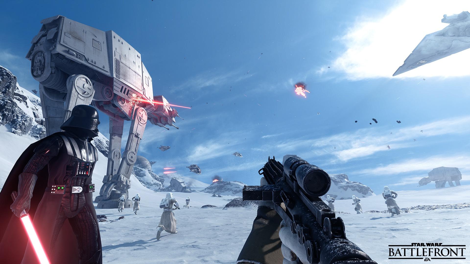 Photo of Star Wars Battlefront Won't Have A Server Browser