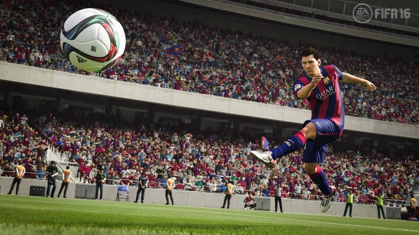Photo of These are the top ten players in Fifa 16