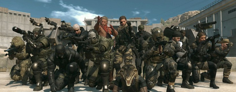 Get to know more about Metal Gear Online with this gameplay demo