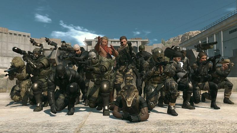 Photo of تعرف على نمط تعدد اللاعبين Metal Gear Online في هذا العرض الجديد