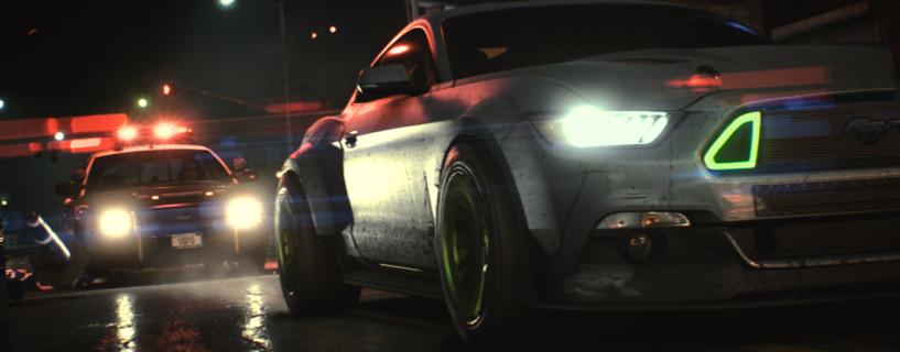 عرض دعائي جديد للعبة Need for Speed