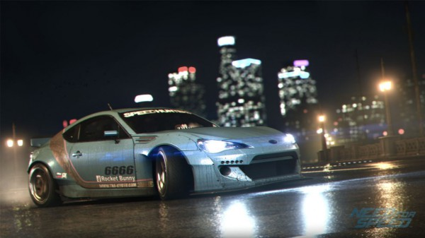 Photo of PC version of Need for Speed delayed
