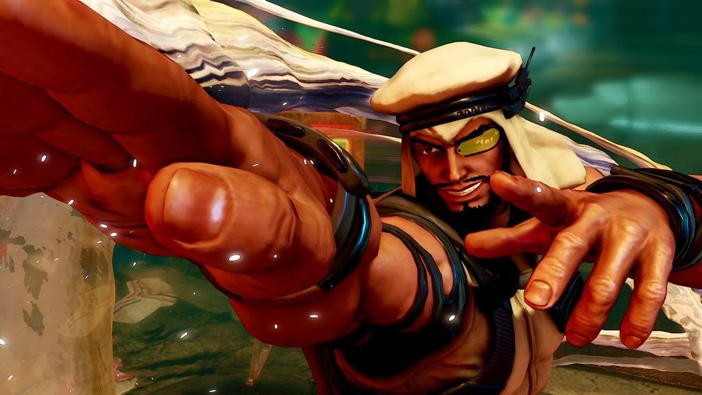 """Photo of الكشف عن """"رشيد"""" أول شخصية عربية في لعبة Street Fighter V"""