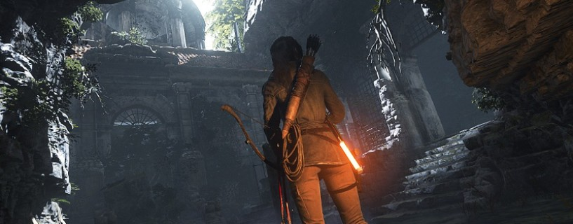 عرض جديد للعبة Rise of the Tomb Raider يركز على التسلق والألغاز