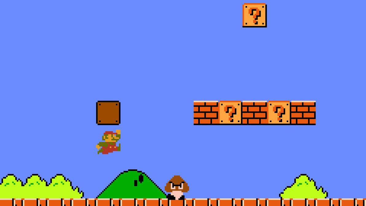 Photo of شاهد كيف قام Miyamoto بتصميم المرحلة الأولى من لعبة Super Mario Bros الكلاسيكية