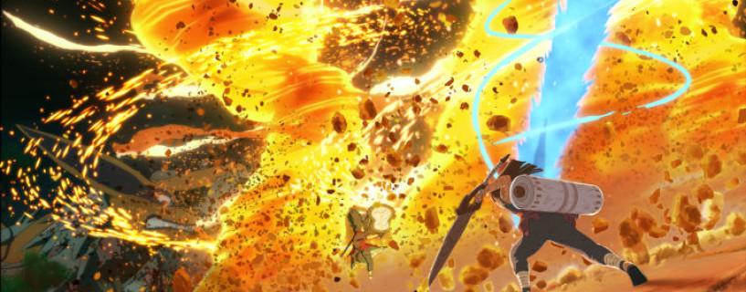 عرض جديد للعبة Naruto Shippuden Ultimate Ninja Storm 4