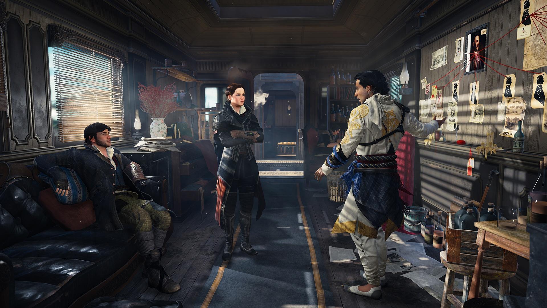 Photo of 40 غيغابايت هو حجم Assassin's Creed: Syndicate على اكسبوكس ون