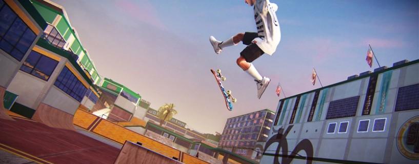 التحديث الخاص بلعبة Tony Hawk's Pro Skater 5 أكبر من حجمها الأصلي