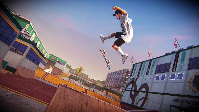 Photo of التحديث الخاص بلعبة Tony Hawk's Pro Skater 5 أكبر من حجمها الأصلي