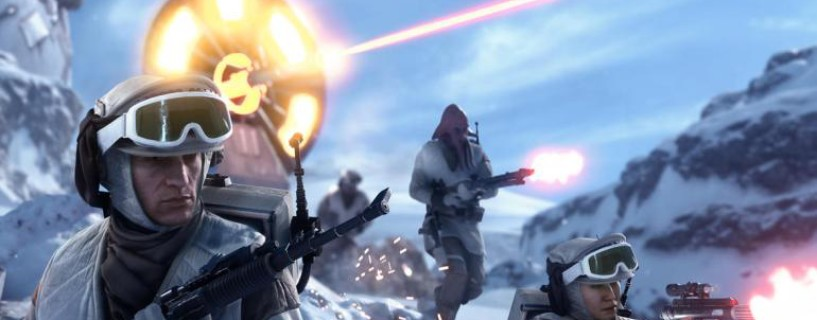Over 9 million people played the Star Wars Battlefront beta