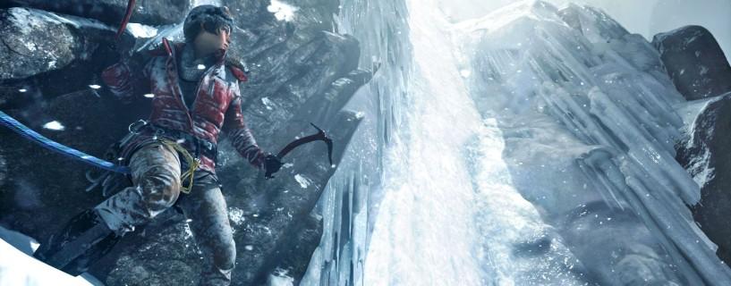 مجموعة من صور وأعمال فنية جديدة للعبة Rise of the Tomb Raider