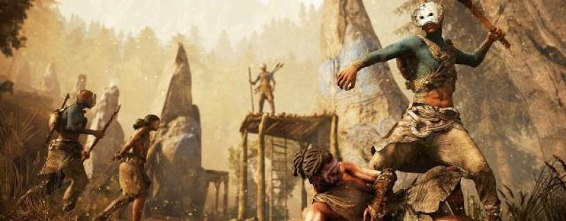 لعبة  Far Cry Primal تتحصل على عرض دعائي جديد