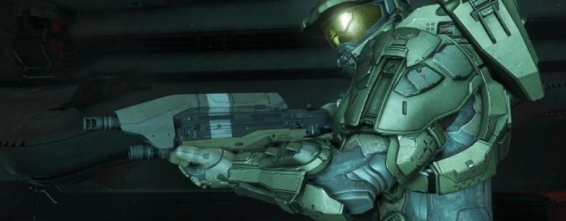 شخصية Master Chief على قيد الحياة في عرض Halo 5: Guardians الجديد