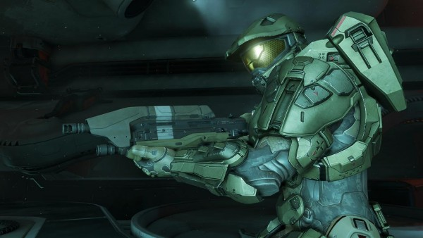Photo of Master Chief is alive in this new Halo 5: Guardians trailer